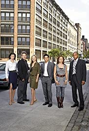 Six Degrees Poster - TV Show Forum, Cast, Reviews