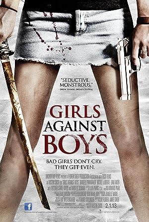 Poster Girls Against Boys