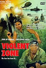 Violent Zone Poster