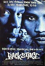 Backstage(2000) Poster - Movie Forum, Cast, Reviews