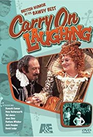 Carry on Laughing! Poster