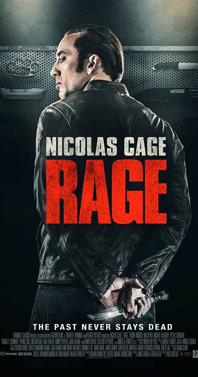 Rage in the cage celebrity theatre