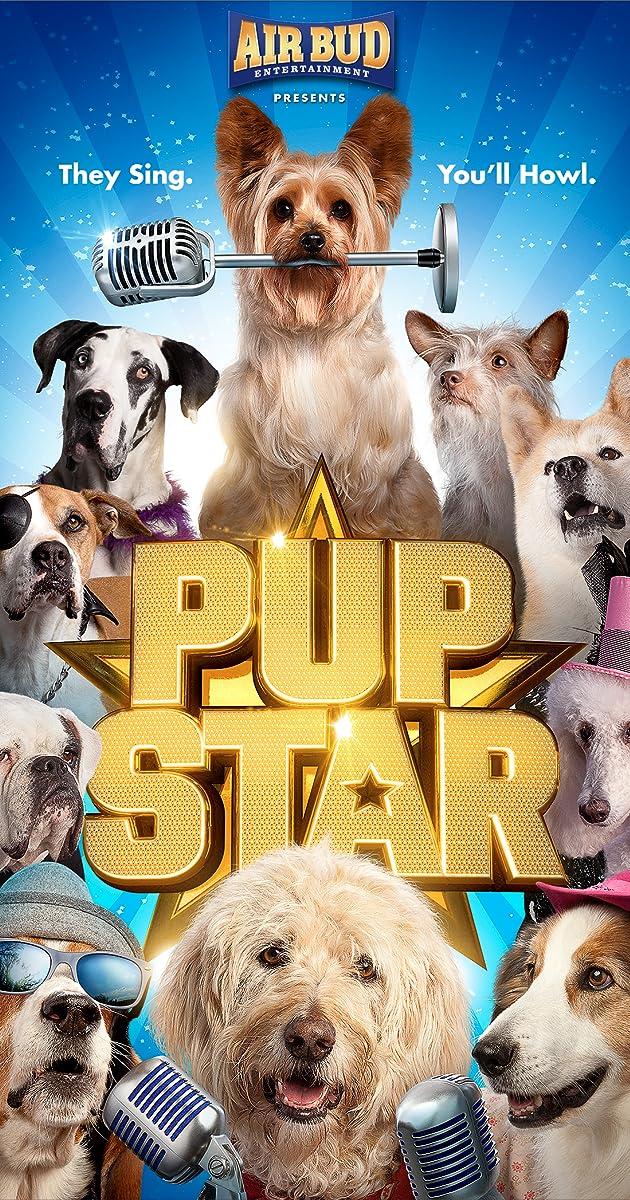 Šuniukas žvaigždė / Pup Star (2016) Online
