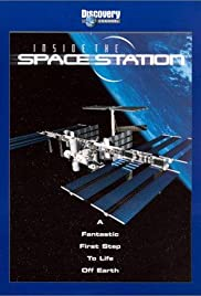 Inside the Space Station Poster