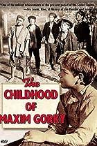 Image of The Childhood of Maxim Gorky