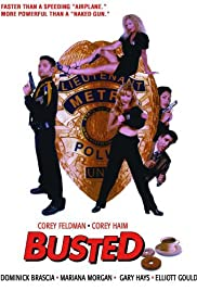 Busted Poster
