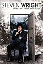 Image of Steven Wright: When the Leaves Blow Away