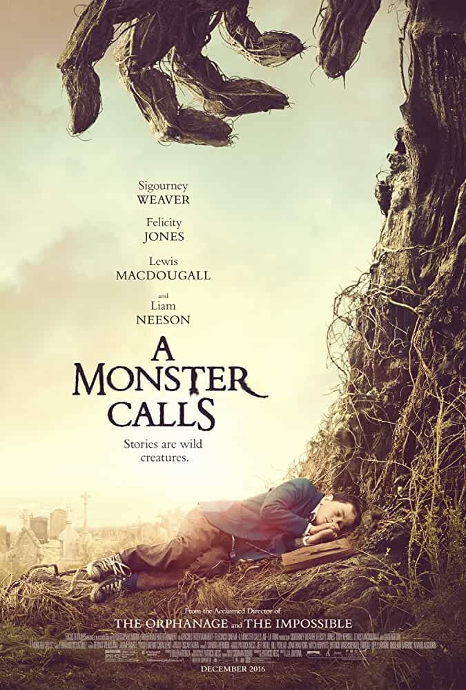 A Monster Calls 2016 English Full Movie 720p ESubs BluRay full movie watch online freee download at movies365.lol