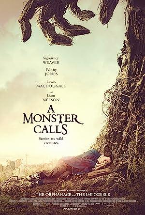 Un monstruo viene a verme | A Monster Calls - 2016