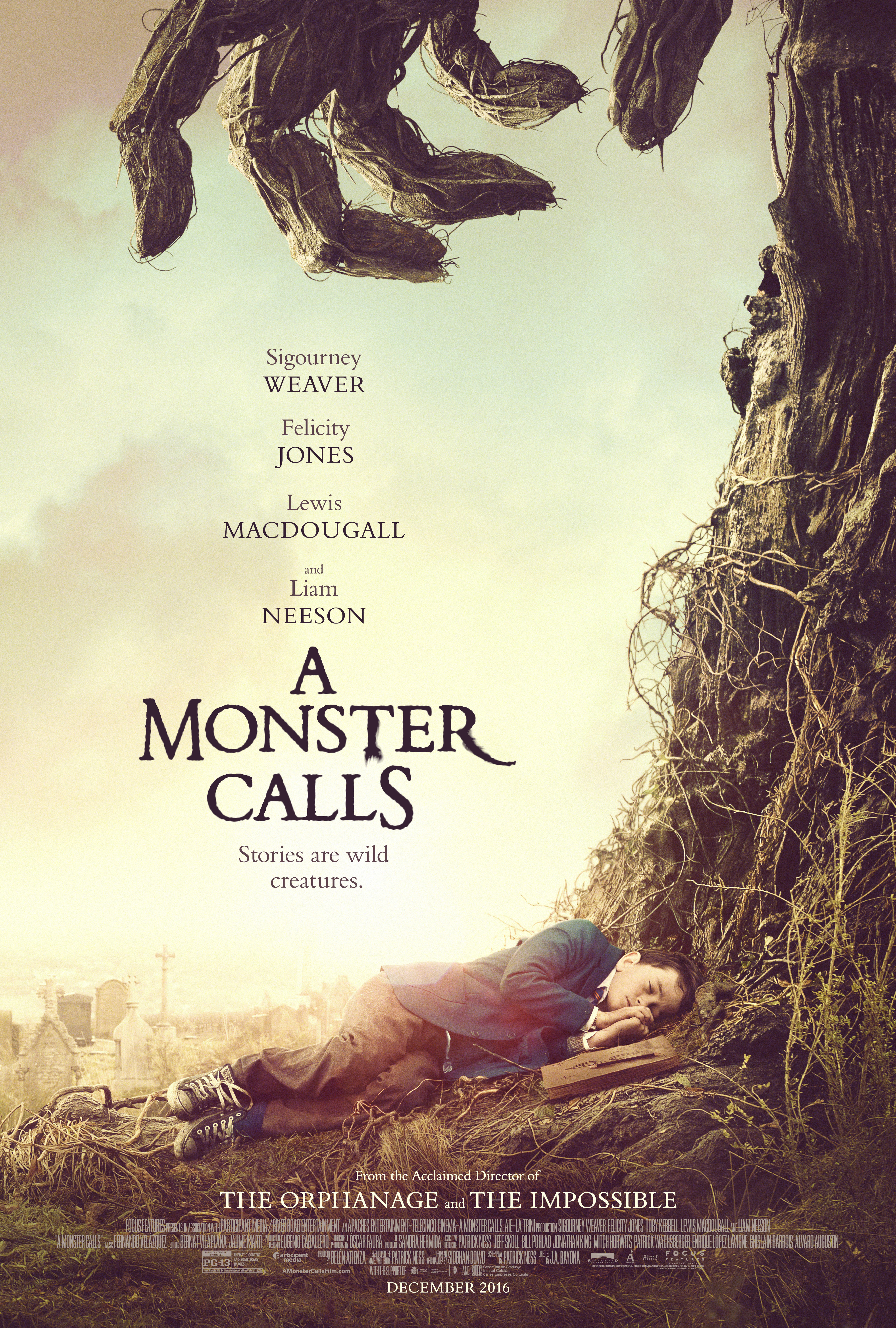 image A Monster Calls Watch Full Movie Free Online