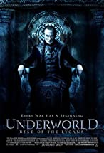 Primary image for Underworld: Rise of the Lycans