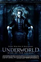 Underworld: Rise of the Lycans (2009) Poster