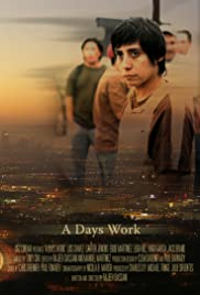 A Day's Work (2008) Poster - Movie Forum, Cast, Reviews