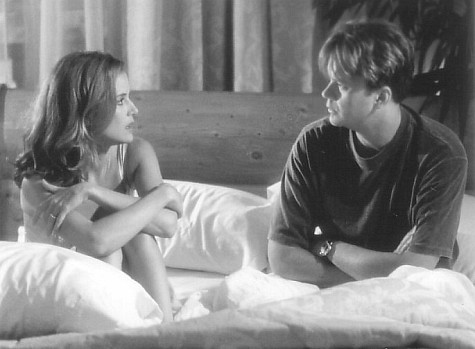 Tim Robbins and Kelly Preston in Nothing to Lose (1997)