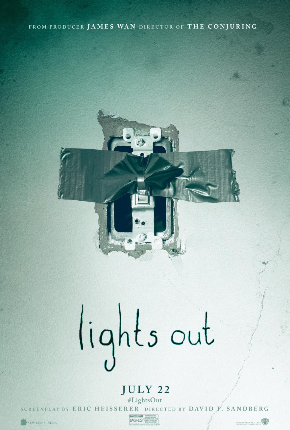image Lights Out (2016/II) Watch Full Movie Free Online