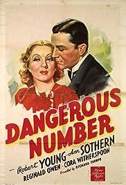 Dangerous Number(1937) Poster - Movie Forum, Cast, Reviews