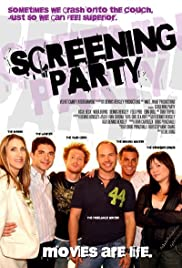 Screening Party Poster