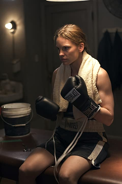Hilary Swank in Million Dollar Baby (2004)