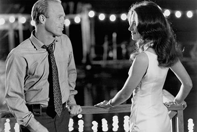Ed Harris and Madeleine Stowe in China Moon (1994)