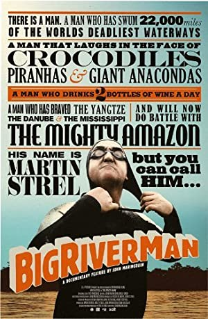 Big River Man poster