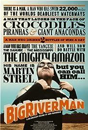 Big River Man Poster