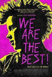 Vi är bäst! Poster