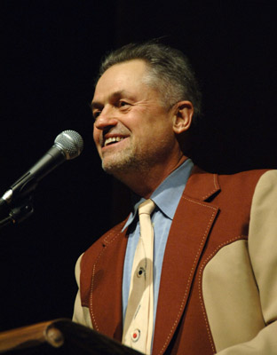 Jonathan Demme at an event for Neil Young: Heart of Gold (2006)