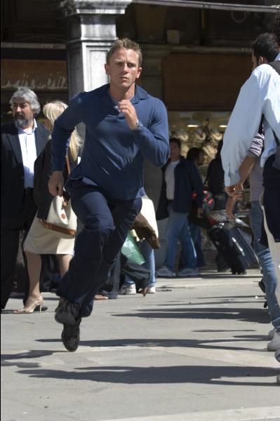Daniel Craig in Casino Royale (2006)