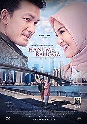 Hanum & Rangga: Faith & The City poster