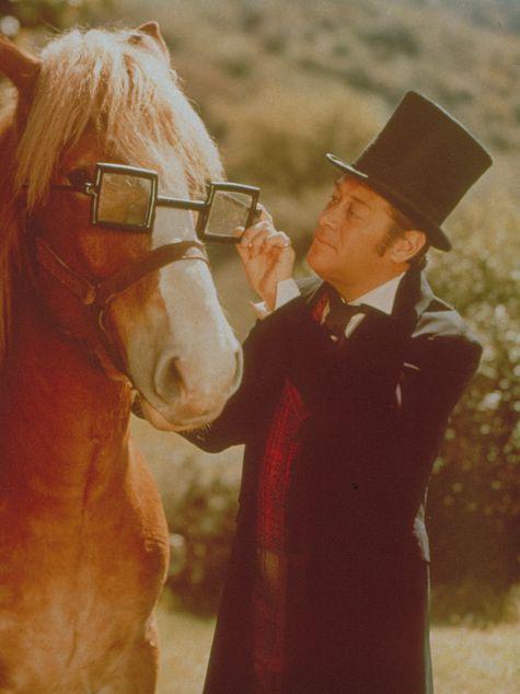 Rex Harrison in Doctor Dolittle (1967)