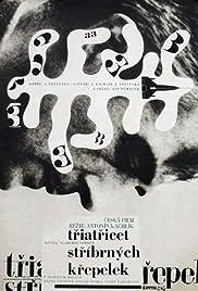 Triatricet stríbrných krepelek Poster