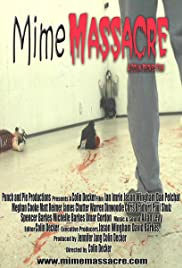 Mime Massacre Poster