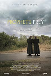Prophet's Prey (2015) Poster - Movie Forum, Cast, Reviews