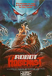 Robot Holocaust (1986) Poster - Movie Forum, Cast, Reviews
