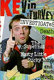 Kevin Turvey Investigates (1981) Poster - Movie Forum, Cast, Reviews