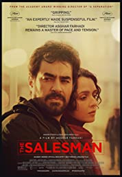 The Salesman (2016) poster