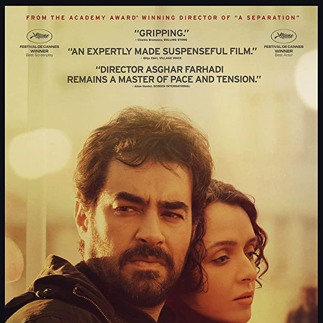 Taraneh Alidoosti and Shahab Hosseini in The Salesman (2016)