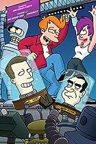 Image of Futurama: Crimes of the Hot