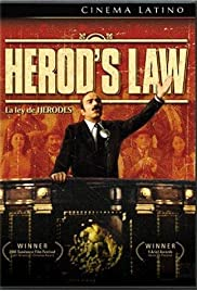 Herod's Law Poster
