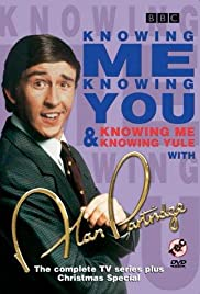Knowing Me, Knowing You with Alan Partridge Poster