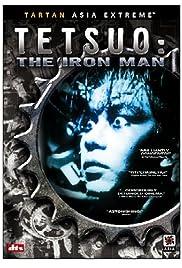 Tetsuo, the Iron Man Poster