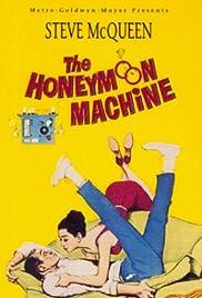The Honeymoon Machine(1961) Poster - Movie Forum, Cast, Reviews