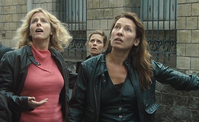 Emmanuelle Bercot, Marina Foïs, and Karin Viard in Polisse (2011)