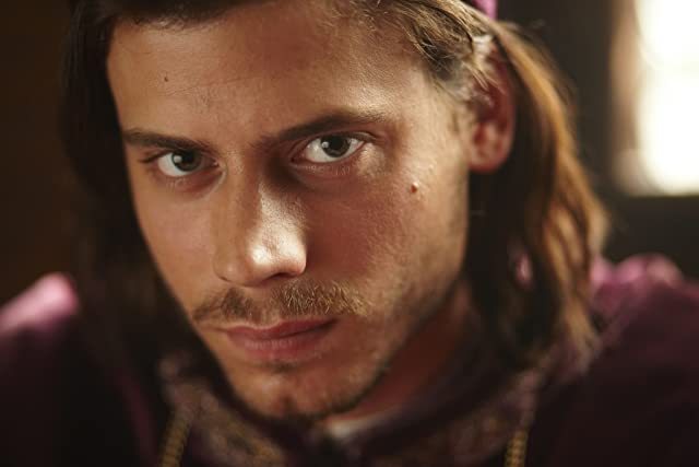 François Arnaud in The Borgias (2011)
