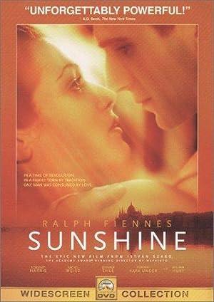 Sunshine poster