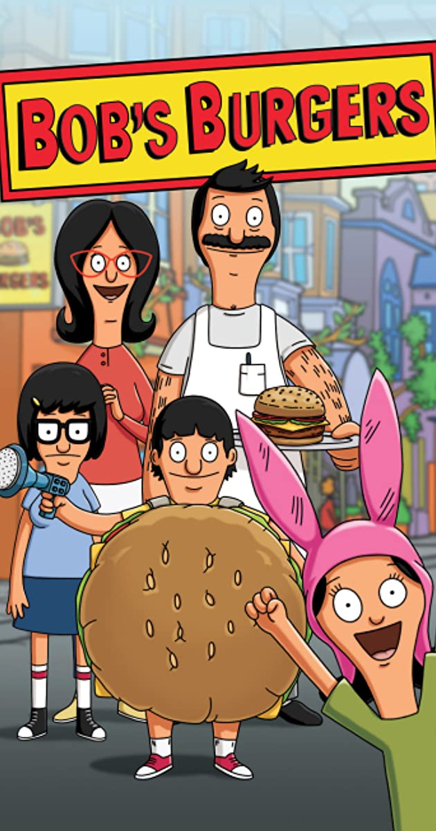 Bob's Burgers: Eat, Spray, Linda / Season: 5 / Episode: 18 (2015) (Television Episode)