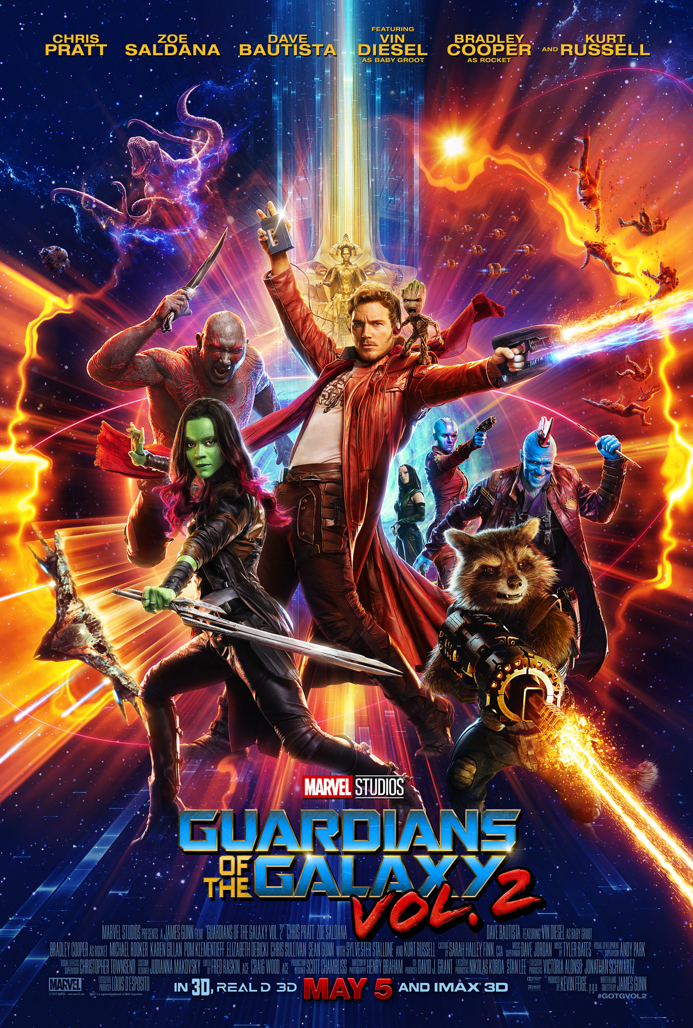 Guardians of the Galaxy Vol 2 2017 Hindi Dubbed