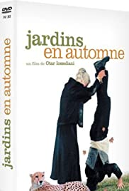 Jardins en automne (2006) Poster - Movie Forum, Cast, Reviews