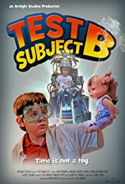 Test Subject B Poster