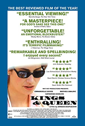 Kings & Queen poster